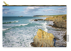 Peaceful Waves Carry-all Pouch