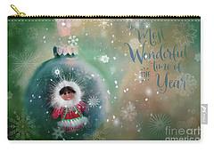 Peace,love,joy Carry-all Pouch