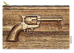 Peacemaker Carry-all Pouch by American West Legend By Olivier Le Queinec