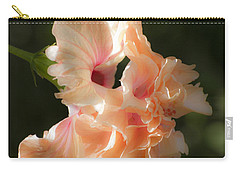 Peach Bliss Carry-all Pouch