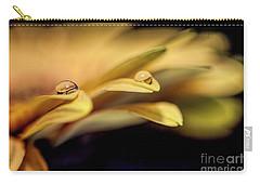 Peach Gerber Closeup Carry-all Pouch