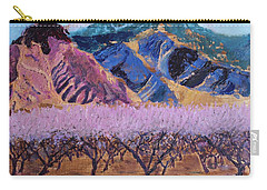 Peach Orchard Canigou Carry-all Pouch