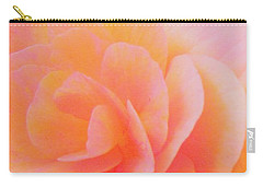 Peachy Perfection Carry-all Pouch