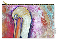 Peacock Envy Carry-all Pouch