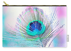 Peacock Pride Carry-all Pouch