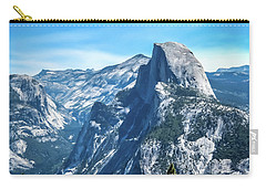 Peak Of Half Dome- Carry-all Pouch