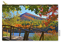 Peaks Of Otter Bridge Carry-all Pouch