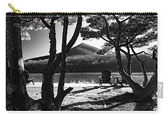 Peaks Through The Trees Carry-all Pouch