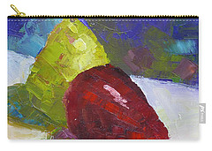 Pear Pair Carry-all Pouch
