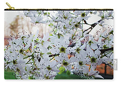 Pear Tree Carry-all Pouch by Donna Dixon