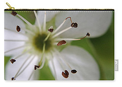 Pear Tree Flower Carry-all Pouch