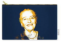 Pearl Buck Carry-all Pouch