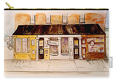 Pearl, Home, Le Gigot On Cornelia Street Carry-all Pouch