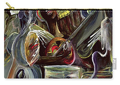 Pearl Jam Carry-all Pouch by Ikahl Beckford