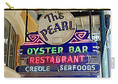 Pearl Oyster Bar Carry-all Pouch