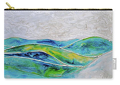 Pearl Sky Carry-all Pouch