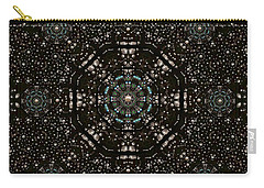 Andromeda Galaxy Mixed Media Carry-All Pouches