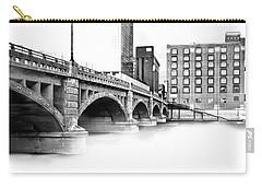 Pearl Street Bridge High Key Carry-all Pouch