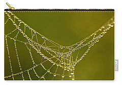 Pearlescent Carry-all Pouch by Liz Alderdice