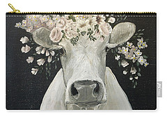 Pearlette The Cow Carry-all Pouch