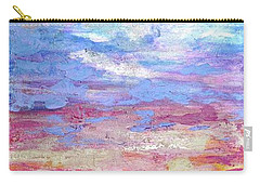 Pearly Sunset Carry-all Pouch