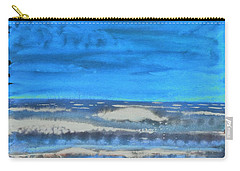 Peau De Mer Carry-all Pouch by Marc Philippe Joly