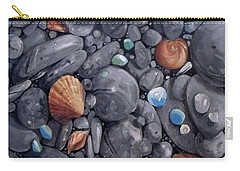Pebble Soft Moments 1 Carry-all Pouch by Mary Hubley