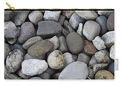 Pebbles 1 Carry-all Pouch by Don Koester