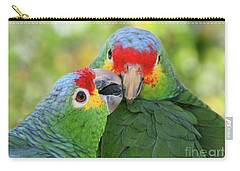 Pecking Order Carry-all Pouch