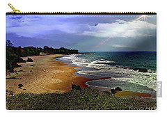 Pedasi Beach, In The Dry Arc Of Panama Carry-all Pouch