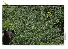 Peek A Bear Carry-all Pouch