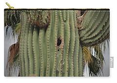 Peek-a-boo Cactus Wren Carry-all Pouch