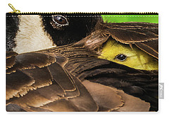 Peeking Gosling 8x10 Carry-all Pouch