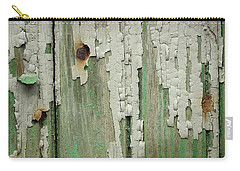 Carry-all Pouch featuring the photograph Peeling 3 by Mike Eingle