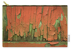 Carry-all Pouch featuring the photograph Peeling 4 by Mike Eingle
