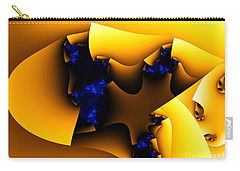 Peeling Away Carry-all Pouch by Ron Bissett