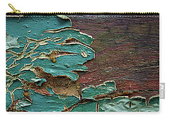 Carry-all Pouch featuring the photograph Peeling by Mike Eingle