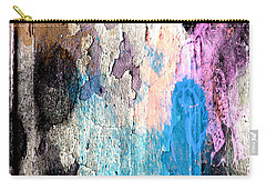 Peeling Paint Carry-all Pouch by Jessica Wright