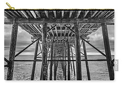 Carry-all Pouch featuring the photograph Peering From Below by Wade Courtney
