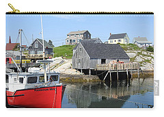 Peggy's Cove, Nova Scotia Carry-all Pouch