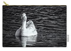 Pekin Duck Monochrome Carry-all Pouch