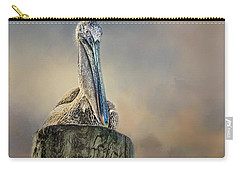 Pelican In Paradise Carry-all Pouch