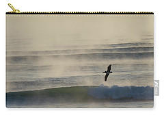 Pelican In Sea Smoke Carry-all Pouch