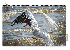 Pelican Jump Carry-all Pouch by Ray Congrove