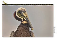 Pelican  Carry-all Pouch by Nancy Landry