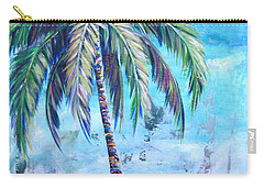 Pelican Palm I Carry-all Pouch by Kristen Abrahamson