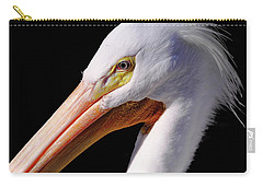 Pelican Portrait Carry-all Pouch