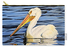 Pelican Posing Carry-all Pouch
