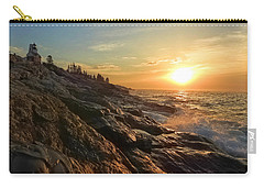 Pemaquid Lighthouse Carry-all Pouch