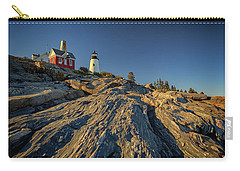 Pemaquid Point Carry-all Pouch by Rick Berk